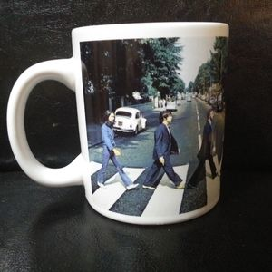 Beatles Abbey Road mug